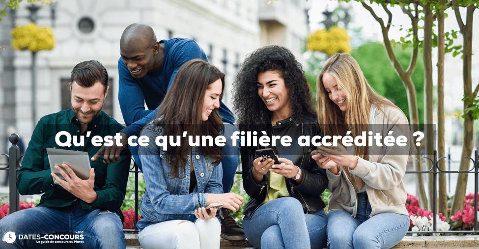 Filière Accréditée Ecoles Marocaines I Dates-concours.ma