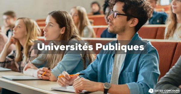 Universités-Publiques