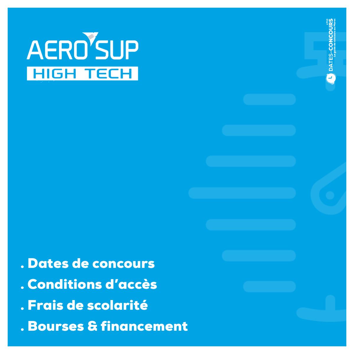 AERO SUP - Dates-concours.ma