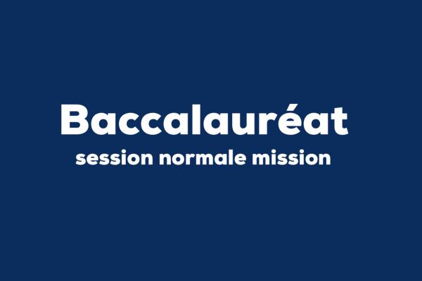 bac mission