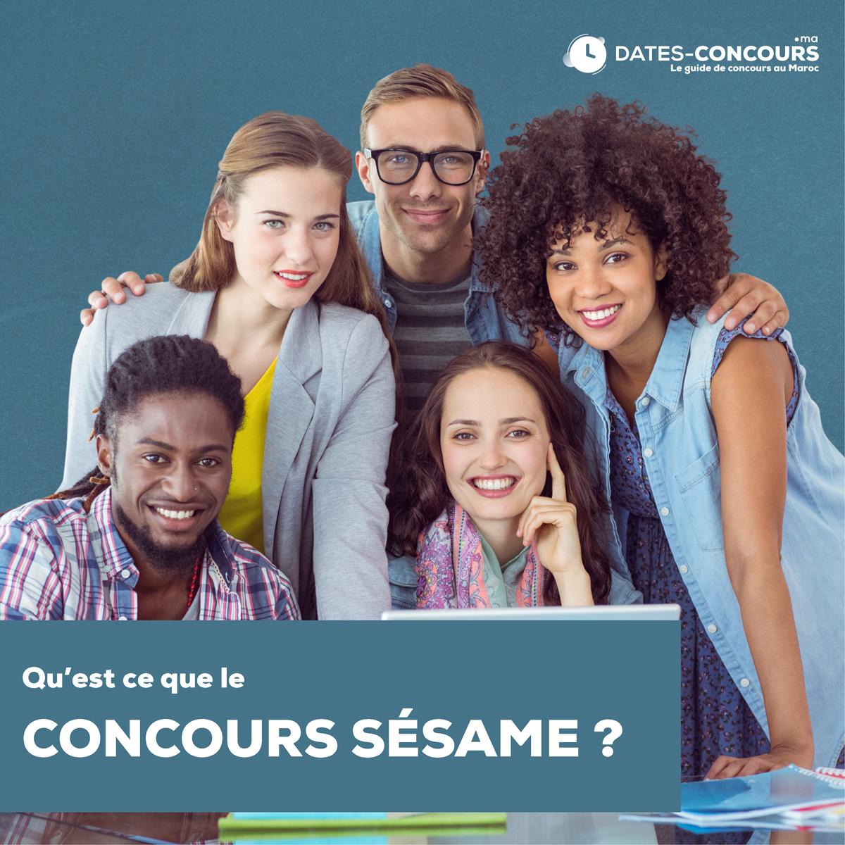Concours Sésame Maroc