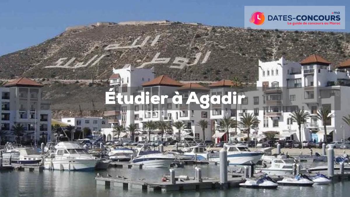 Etudier à Agadir
