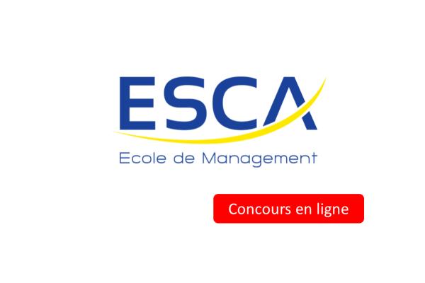 Concours ESCA