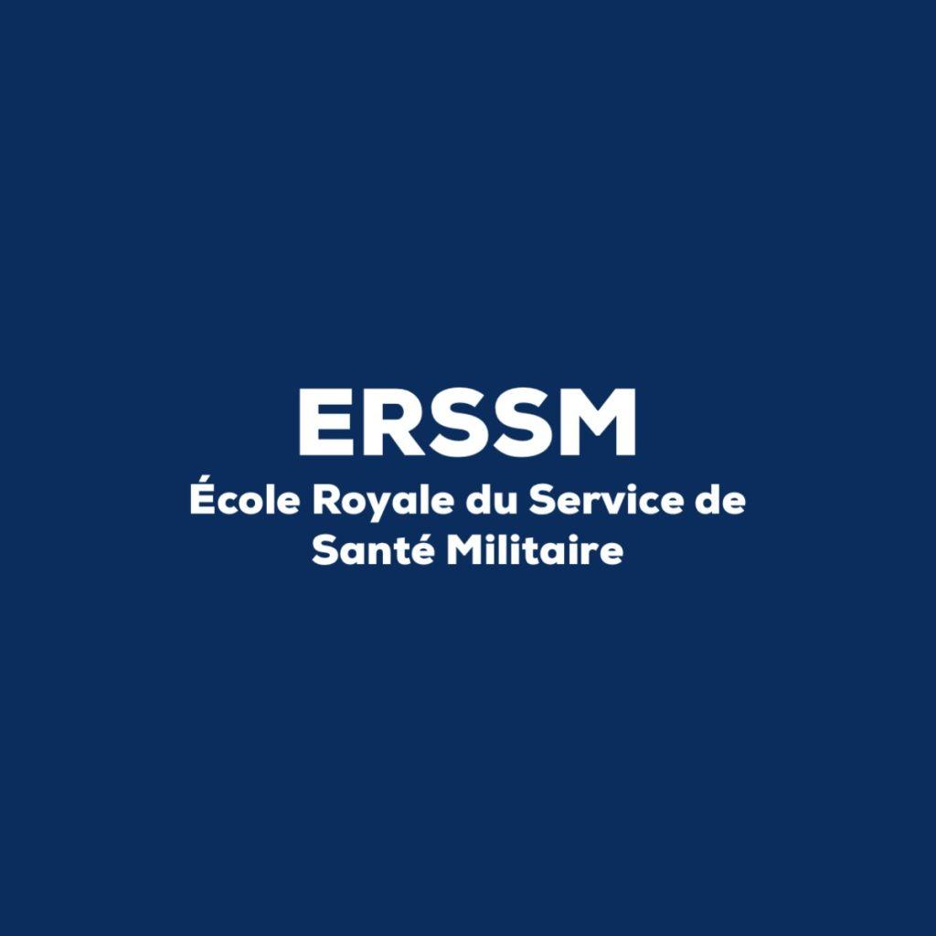 ERSSM - École Royale du Service de Santé Militaire