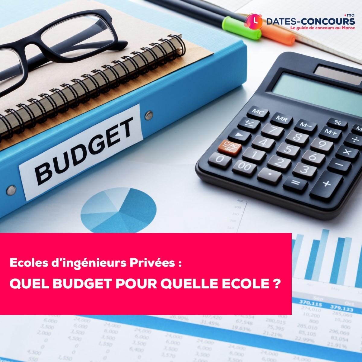 Écoles d'ingénieurs : Quel budget pour quelle école ?