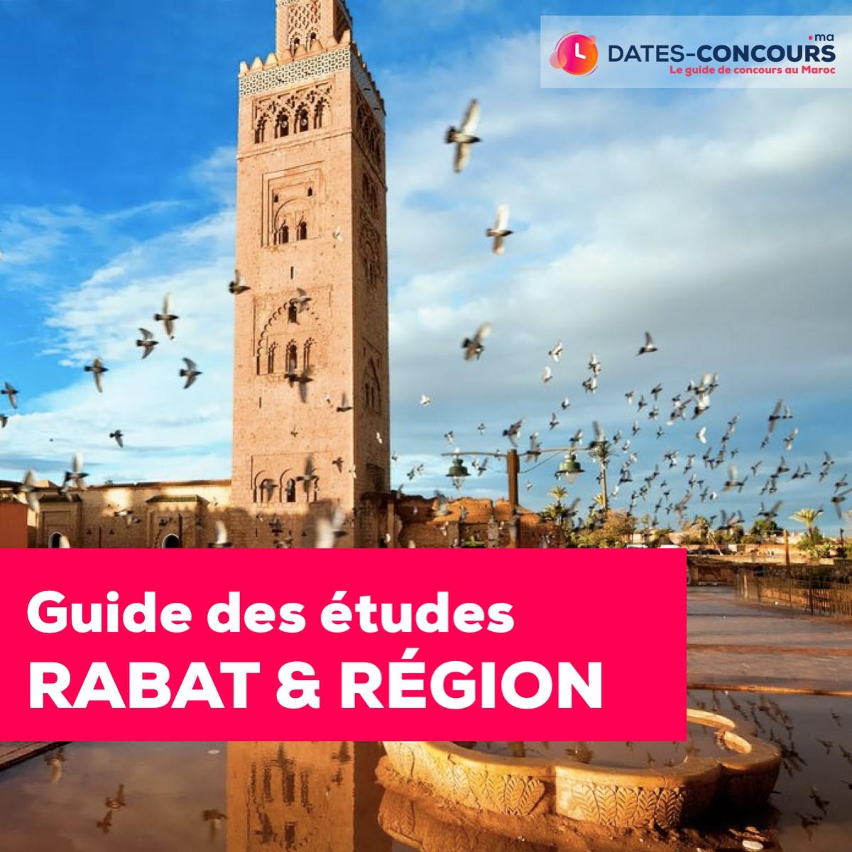 Étudier à Rabat