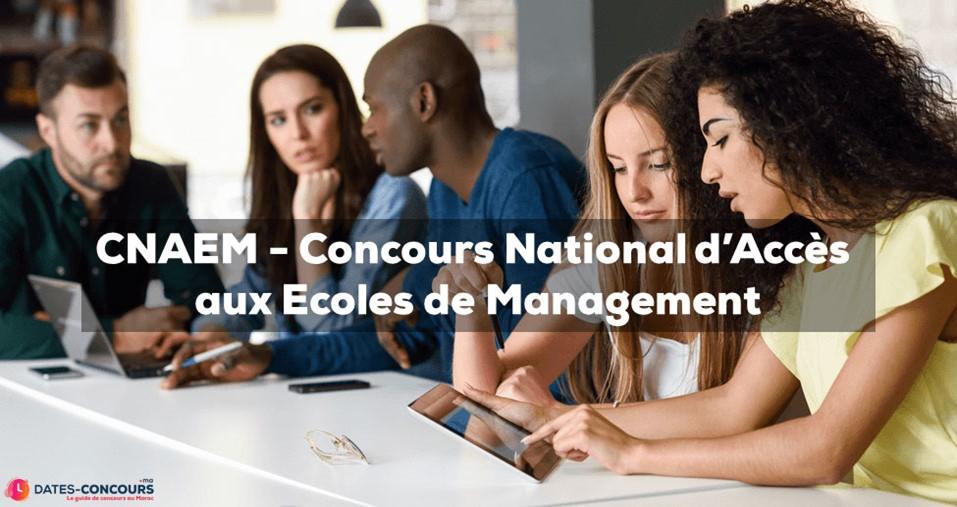 CNAEM : Concours National d'Accès aux Ecoles de Management