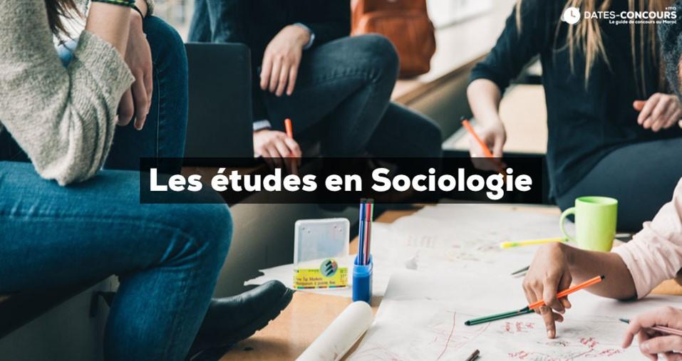 Etudes en Sociologie