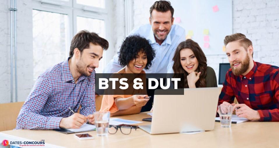 La formation BTS & DUT