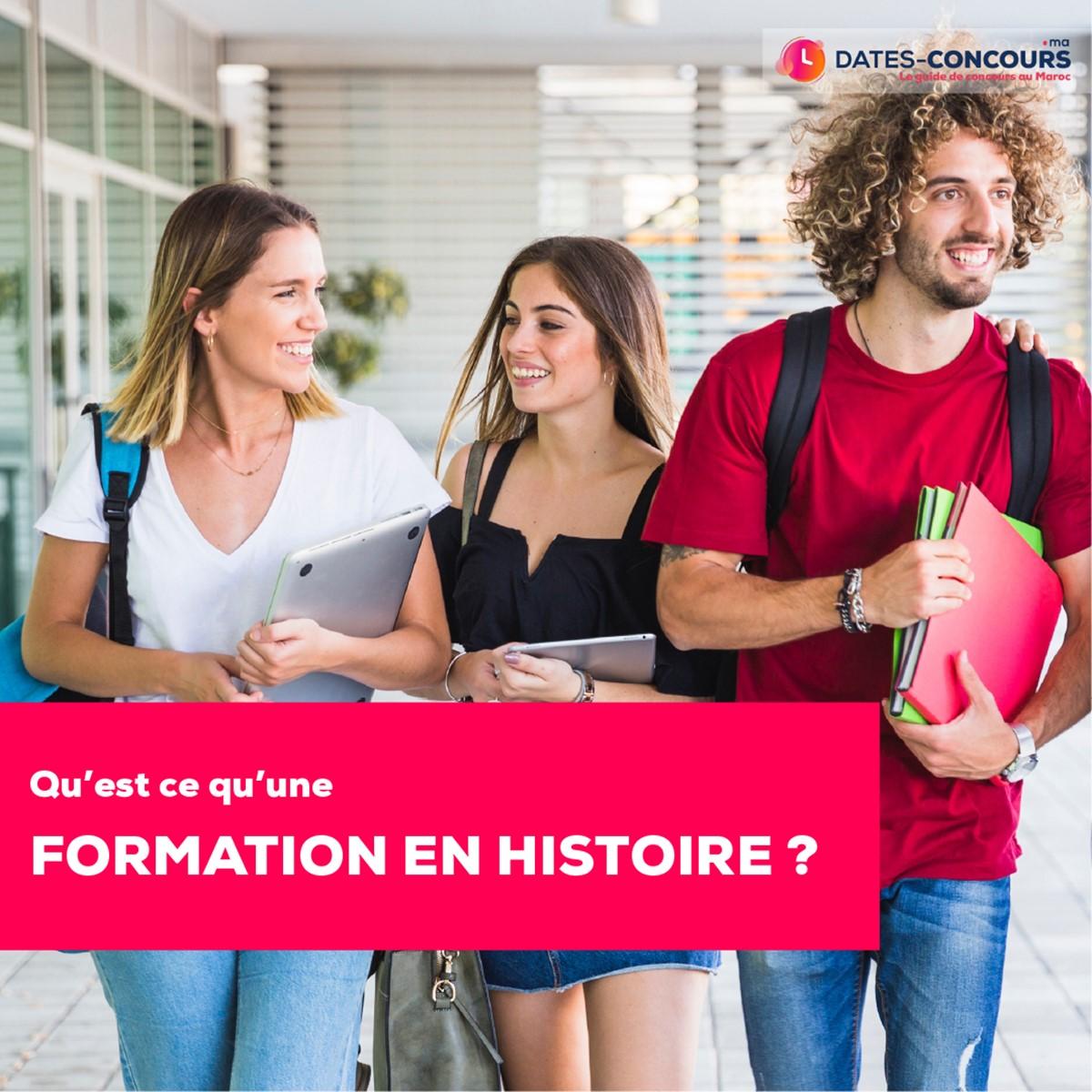 Les études en Histoire