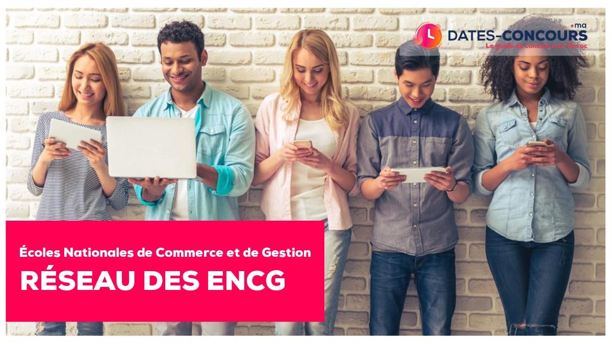 Réseau des Ecoles Nationales de Commerce et de Gestion – ENCG